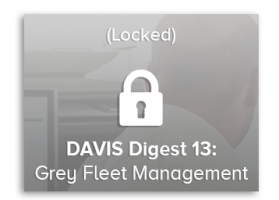 Grey Fleet Management